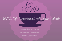 W.E.N. Café Conversations_ Woman's worth