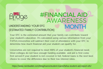 Fin Aid Awarness Month